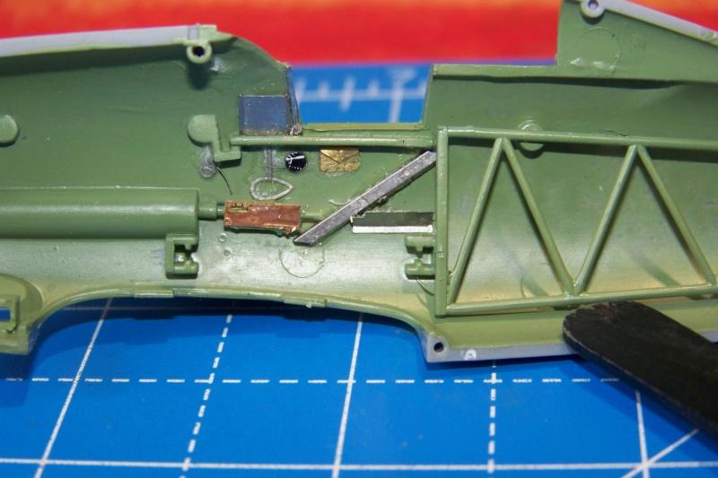 "Fil rouge 2020 : Gloster Gladiator MKI Jagevingen (Merit 1/48) ""Ferdig"" *** Terminé en pg 5 100_7364"