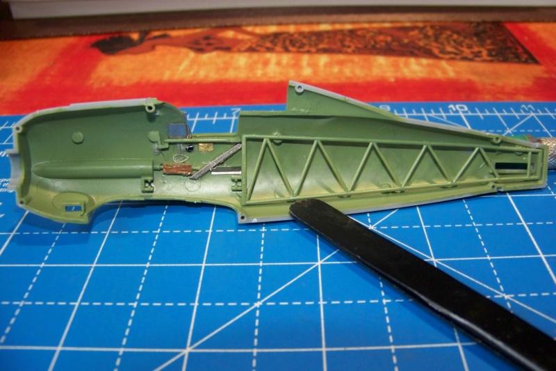 "Fil rouge 2020 : Gloster Gladiator MKI Jagevingen (Merit 1/48) ""Ferdig"" *** Terminé en pg 5 100_7365"