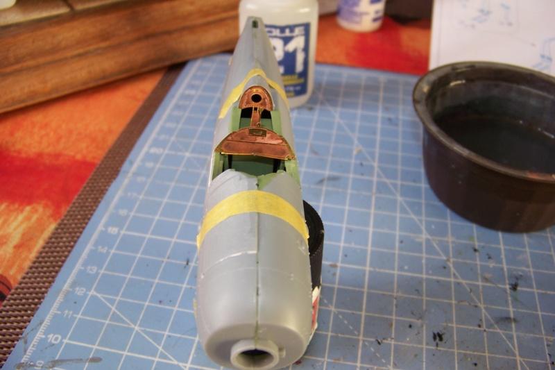 "Fil rouge 2020 : Gloster Gladiator MKI Jagevingen (Merit 1/48) ""Ferdig"" *** Terminé en pg 5 100_7373"