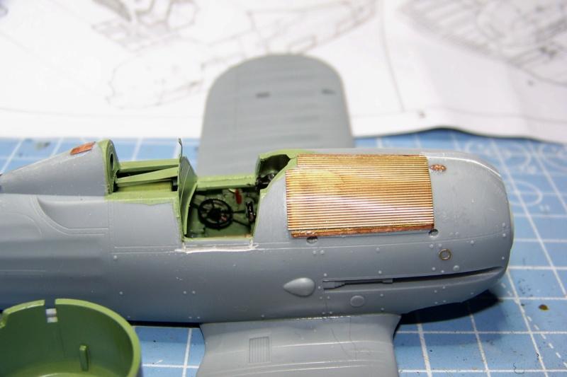"Fil rouge 2020 : Gloster Gladiator MKI .Jagevingen (Merit 1/48) "" Ferdig "" Fini - Page 2 100_7417"