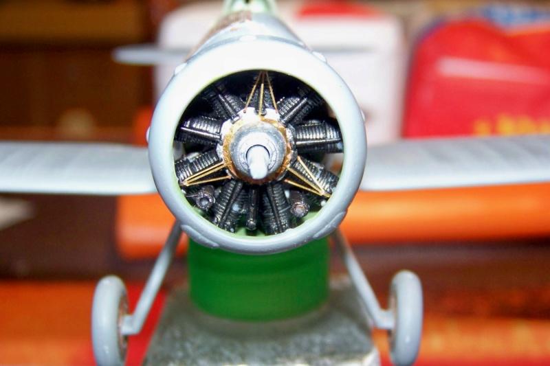 "Fil rouge 2020 : Gloster Gladiator MKI .Jagevingen (Merit 1/48) "" Ferdig "" Fini - Page 2 100_7423"