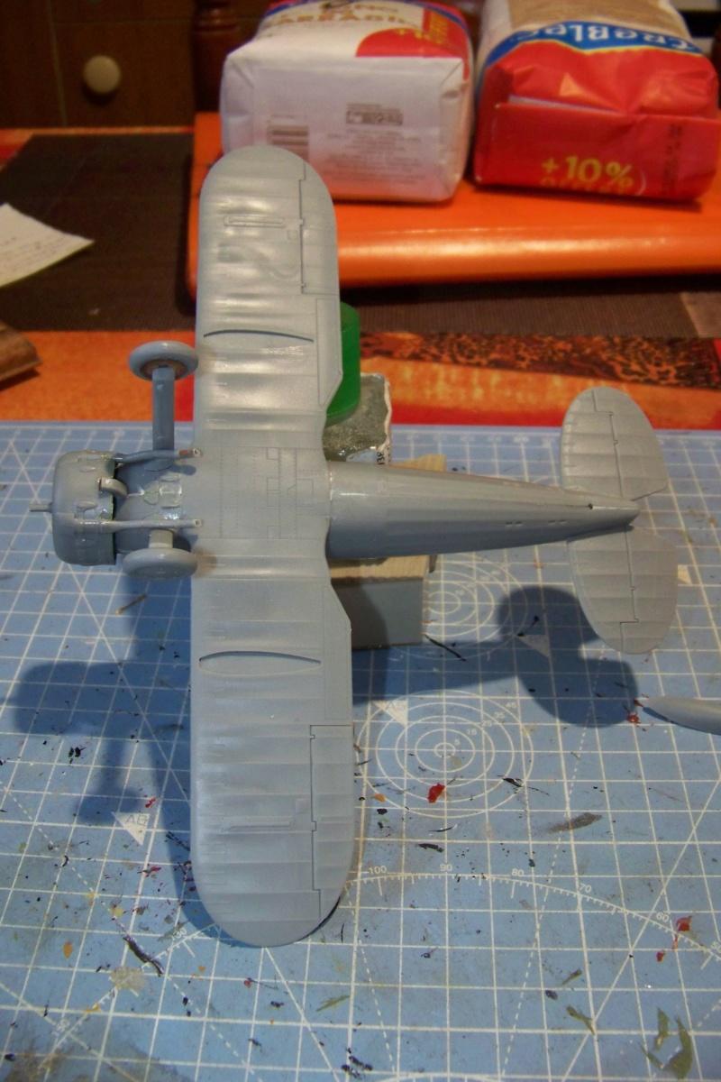 "Fil rouge 2020 : Gloster Gladiator MKI .Jagevingen (Merit 1/48) "" Ferdig "" Fini - Page 2 100_7425"