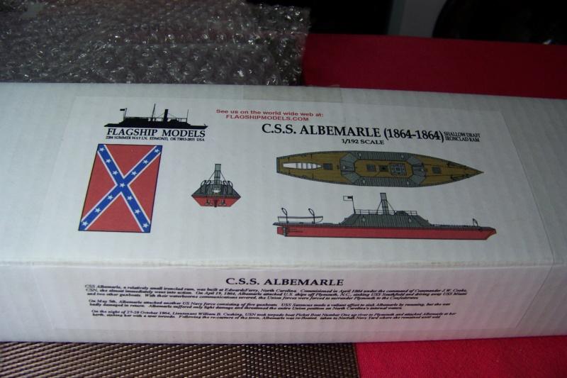 C.S.S Albemarle (Résine  Flagship 1/192) 100_7444