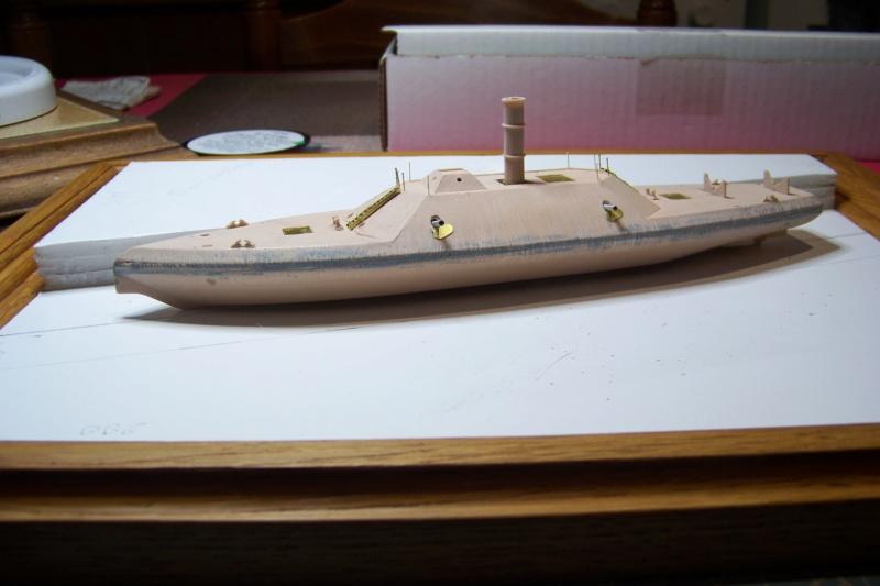 C.S.S Albemarle (Résine  Flagship 1/192) 100_7488