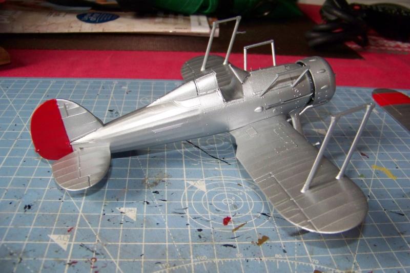 "Fil rouge 2020 : Gloster Gladiator MKI .Jagevingen (Merit 1/48) "" Ferdig "" Fini - Page 3 100_7494"