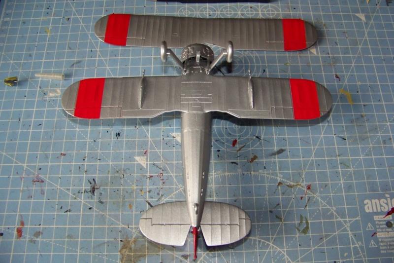 "Fil rouge 2020 : Gloster Gladiator MKI .Jagevingen (Merit 1/48) "" Ferdig "" Fini - Page 3 100_7497"