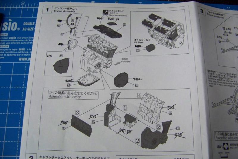 Suzuki GSXR 750 1986 (1/12 Hasegawa ) 100_7511
