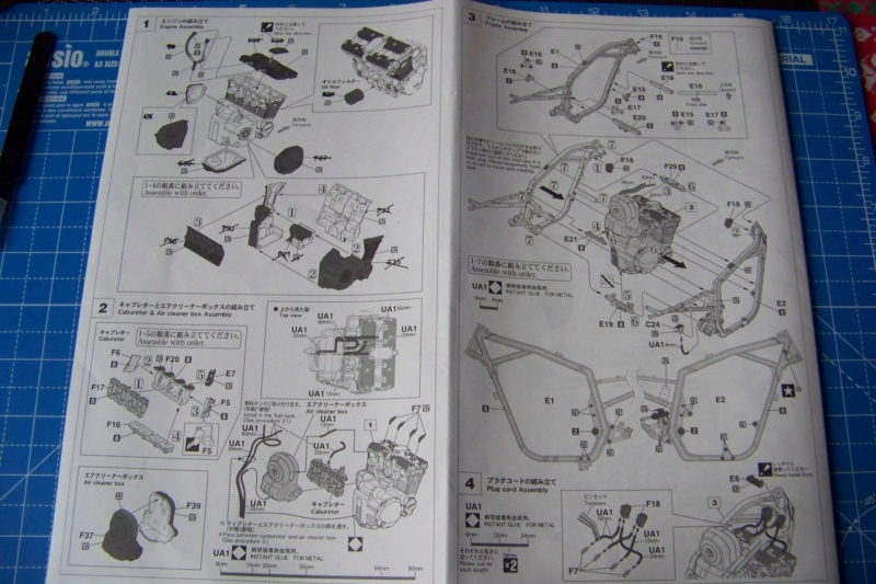 Suzuki GSXR 750 1986 (1/12 Hasegawa ) 100_7512
