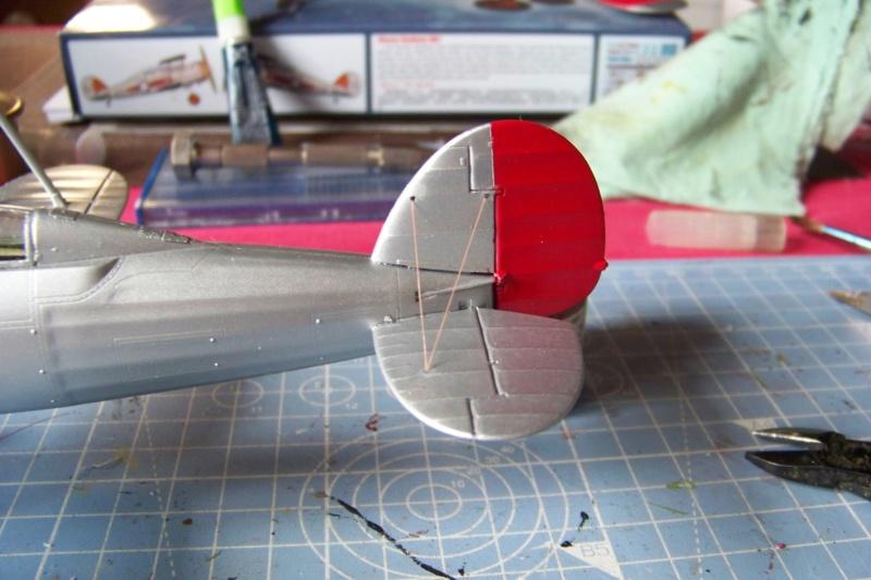 "Fil rouge 2020 : Gloster Gladiator MKI .Jagevingen (Merit 1/48) "" Ferdig "" Fini - Page 3 100_7528"