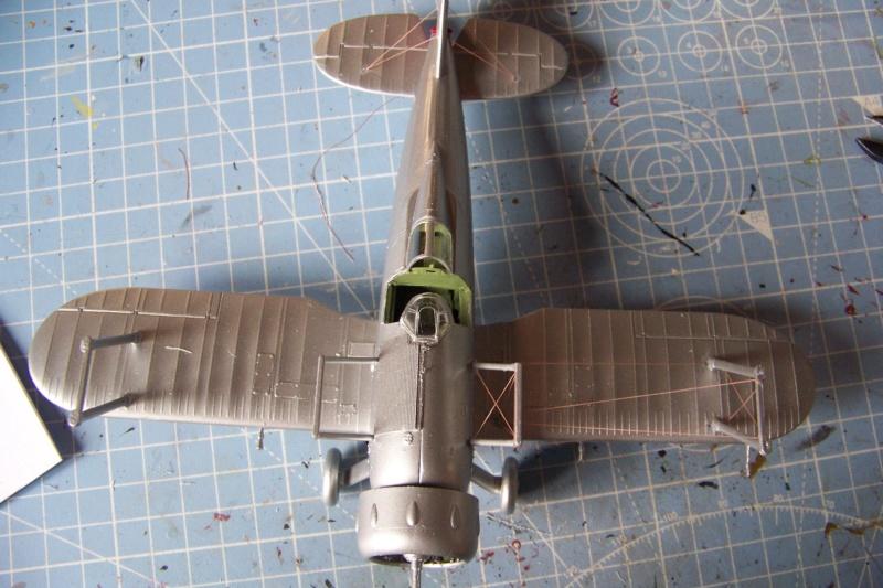 "Fil rouge 2020 : Gloster Gladiator MKI .Jagevingen (Merit 1/48) "" Ferdig "" Fini - Page 3 100_7533"