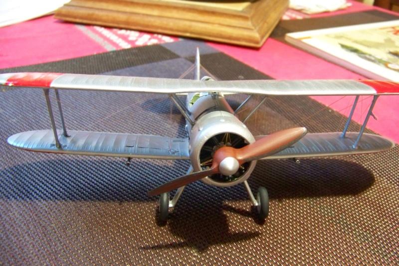 "Fil rouge 2020 : Gloster Gladiator MKI Jagevingen (Merit 1/48) ""Ferdig"" *** Terminé en pg 5 - Page 4 100_7544"
