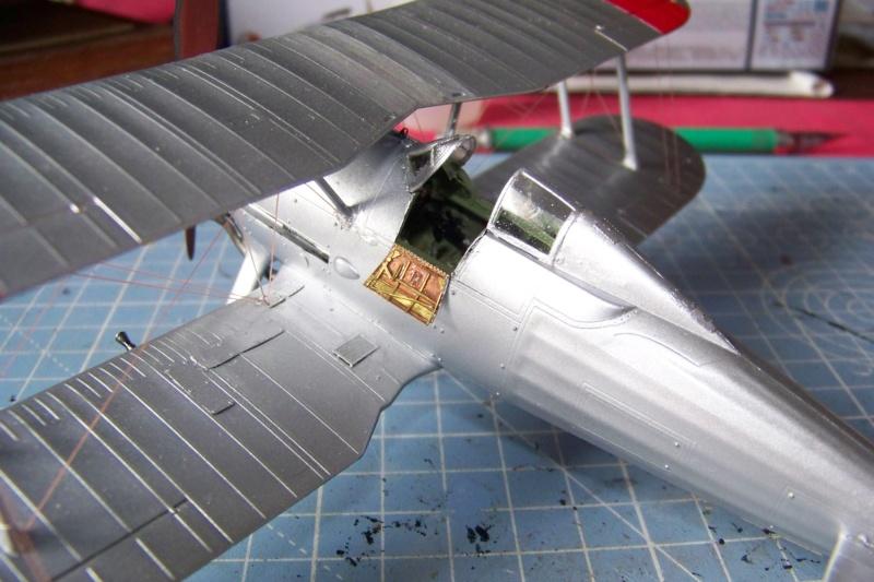 "Fil rouge 2020 : Gloster Gladiator MKI Jagevingen (Merit 1/48) ""Ferdig"" *** Terminé en pg 5 - Page 4 100_7550"