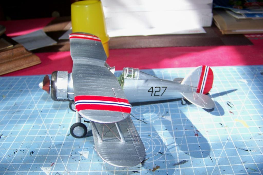 "Fil rouge 2020 : Gloster Gladiator MKI .Jagevingen (Merit 1/48) "" Ferdig "" Fini - Page 5 100_7583"