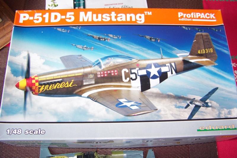 """"""" Frenesi """" P-51D5 ( Eduard 1/48) Fini 100_7586"""