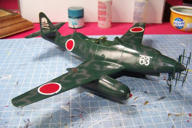 What If Nakajima Ki 201 Karyu ! 1/48 Fini 100_7619