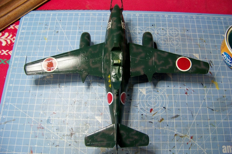 What If Nakajima Ki 201 Karyu ! 1/48 Fini 100_7624