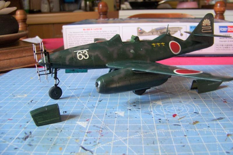 What If Nakajima Ki 201 Karyu ! 1/48 Fini 100_7627