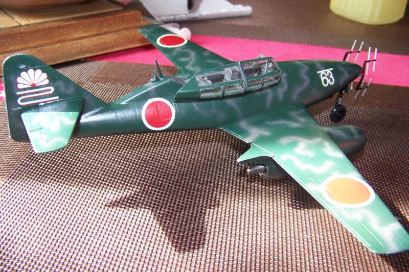 What If Nakajima Ki 201 Karyu ! 1/48 Fini - Page 2 100_7634