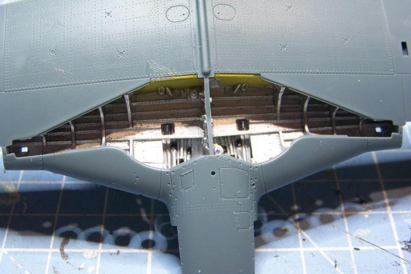 """ Frenesi "" P-51D5 ( Eduard 1/48) Fini - Page 2 100_7683"