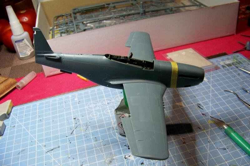 """ Frenesi "" P-51D5 ( Eduard 1/48) Fini - Page 2 100_7685"