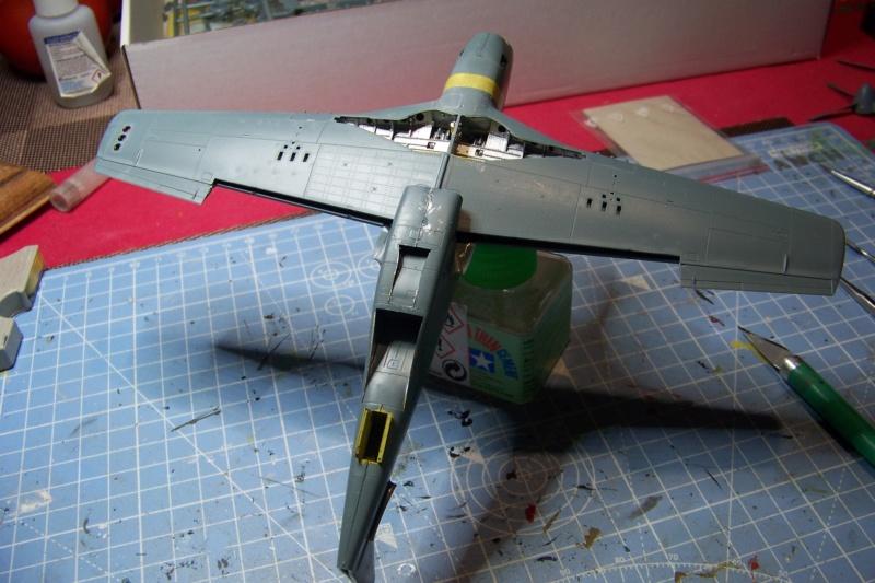 """ Frenesi "" P-51D5 ( Eduard 1/48) Fini - Page 2 100_7686"