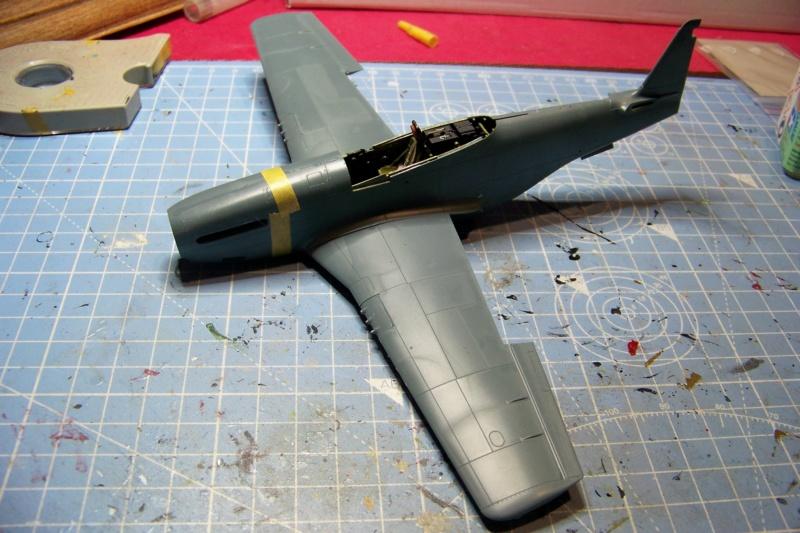 """ Frenesi "" P-51D5 ( Eduard 1/48) Fini - Page 2 100_7687"