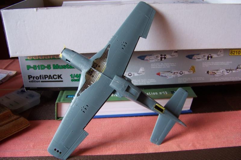 """ Frenesi "" P-51D5 ( Eduard 1/48) Fini - Page 2 100_7689"