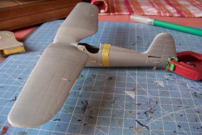 [MIRAGE] PZL P-11c .121 Eskadra Mysliwska, III/2 Pulk Lotniczy : Skończone Réf 48102  100_7751