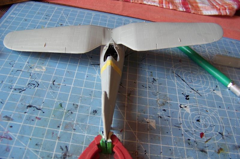 [MIRAGE] PZL P-11c .121 Eskadra Mysliwska, III/2 Pulk Lotniczy : Skończone Réf 48102  100_7752