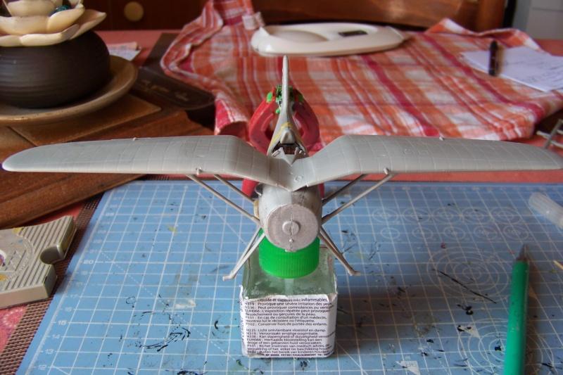 [MIRAGE] PZL P-11c .121 Eskadra Mysliwska, III/2 Pulk Lotniczy : Skończone Réf 48102  100_7756