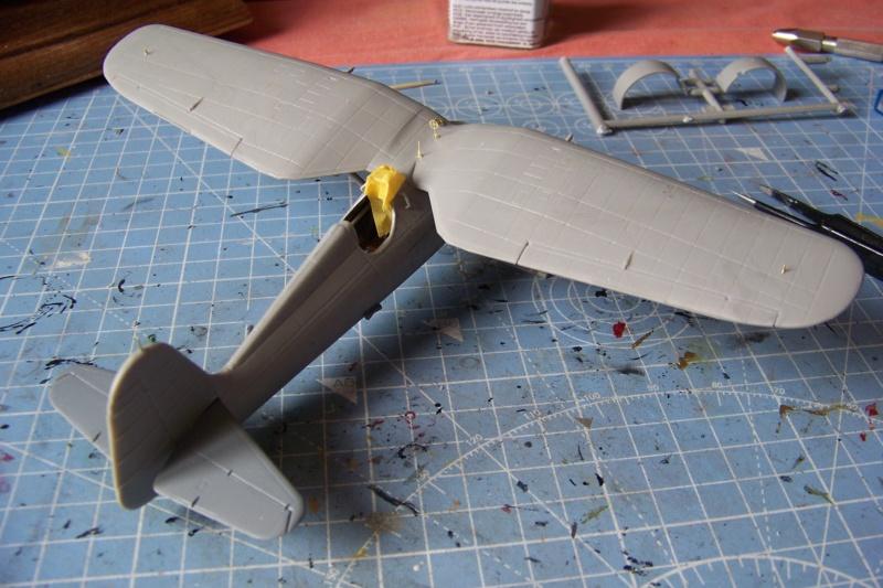 Fil Rouge 2020 : 121 Eskadra Mysliwska, III/2 Pulk Lotniczy 1/48 (Mirage)Skończone *** Terminé en pg 4 - Page 2 100_7760