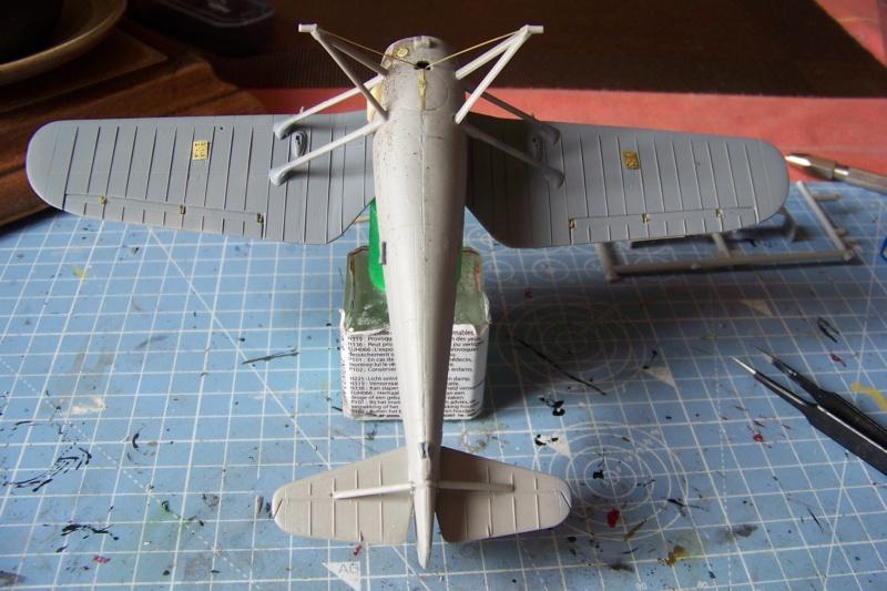 Fil Rouge 2020 : 121 Eskadra Mysliwska, III/2 Pulk Lotniczy 1/48 (Mirage)Skończone *** Terminé en pg 4 - Page 2 100_7761