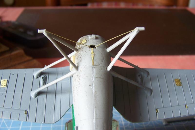 Fil Rouge 2020 : 121 Eskadra Mysliwska, III/2 Pulk Lotniczy 1/48 (Mirage)Skończone *** Terminé en pg 4 - Page 2 100_7763