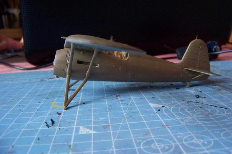 Fil Rouge 2020 : 121 Eskadra Mysliwska, III/2 Pulk Lotniczy 1/48 (Mirage)Skończone *** Terminé en pg 4 - Page 2 100_7764