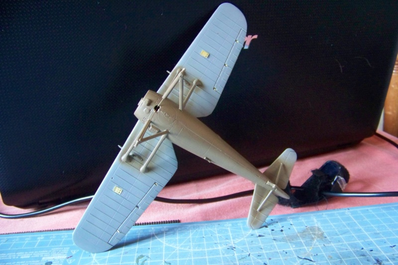 Fil Rouge 2020 : 121 Eskadra Mysliwska, III/2 Pulk Lotniczy 1/48 (Mirage)Skończone *** Terminé en pg 4 - Page 2 100_7765