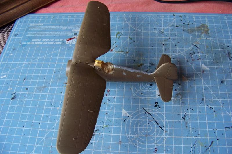 Fil Rouge 2020 : 121 Eskadra Mysliwska, III/2 Pulk Lotniczy 1/48 (Mirage)Skończone *** Terminé en pg 4 - Page 2 100_7767