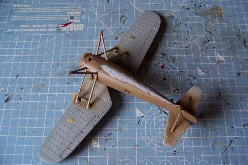 Fil Rouge 2020 : 121 Eskadra Mysliwska, III/2 Pulk Lotniczy 1/48 (Mirage)Skończone *** Terminé en pg 4 - Page 3 100_7768