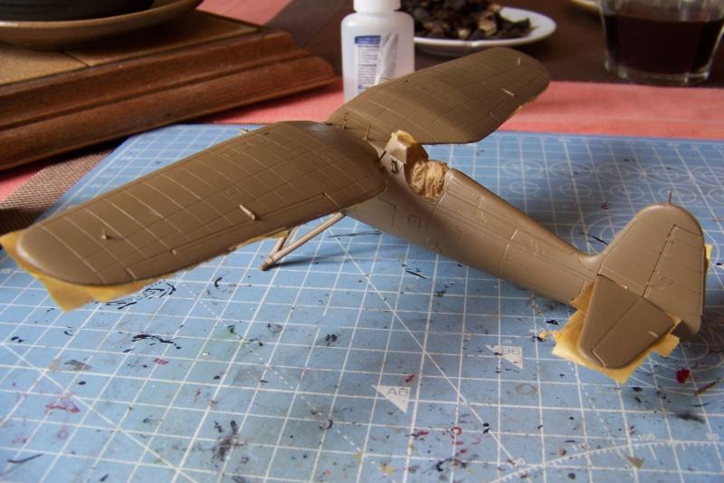 Fil Rouge 2020 : 121 Eskadra Mysliwska, III/2 Pulk Lotniczy 1/48 (Mirage)Skończone *** Terminé en pg 4 - Page 2 100_7771