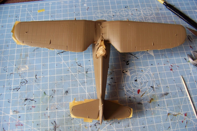Fil Rouge 2020 : 121 Eskadra Mysliwska, III/2 Pulk Lotniczy 1/48 (Mirage)Skończone *** Terminé en pg 4 - Page 2 100_7772