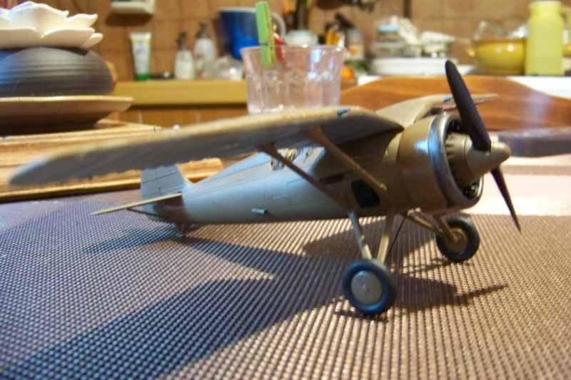 Fil Rouge 2020 : 121 Eskadra Mysliwska, III/2 Pulk Lotniczy 1/48 (Mirage)Skończone *** Terminé en pg 4 - Page 2 100_7775