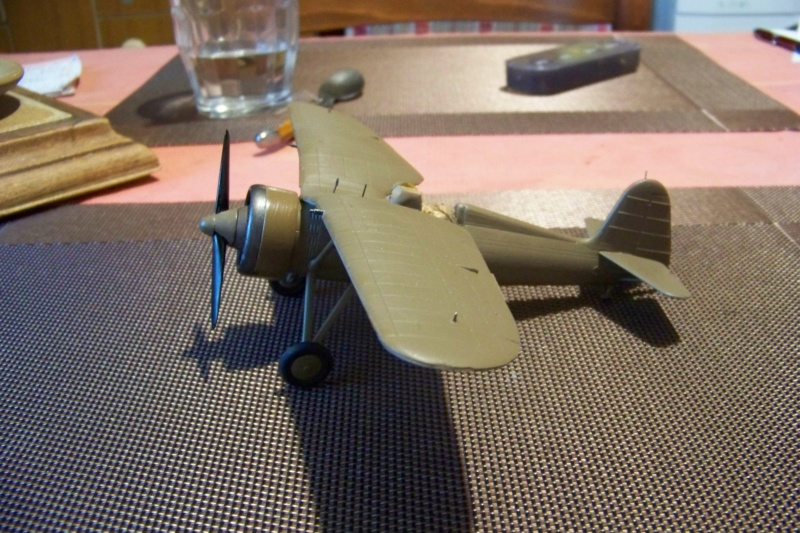 Fil Rouge 2020 : 121 Eskadra Mysliwska, III/2 Pulk Lotniczy 1/48 (Mirage)Skończone *** Terminé en pg 4 - Page 2 100_7776