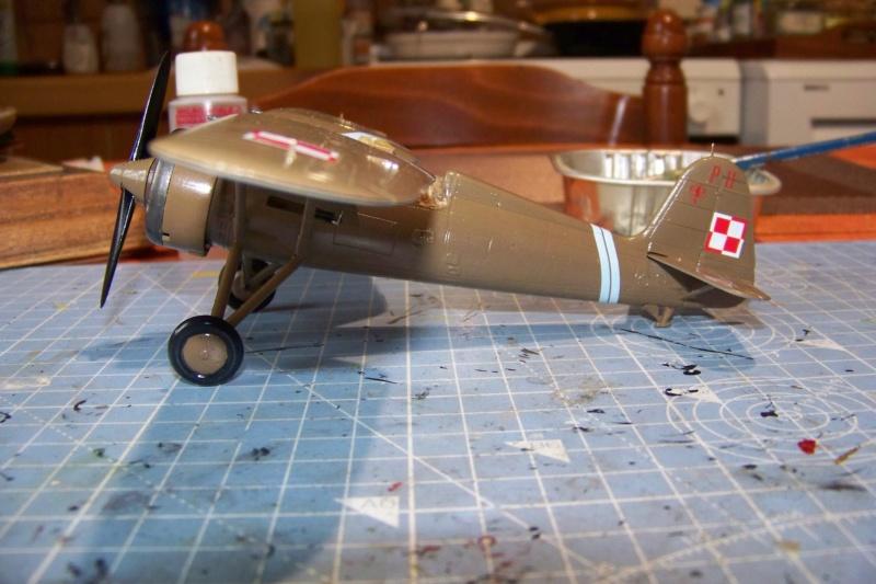 Fil Rouge 2020 : 121 Eskadra Mysliwska, III/2 Pulk Lotniczy 1/48 (Mirage)Skończone *** Terminé en pg 4 - Page 3 100_7796