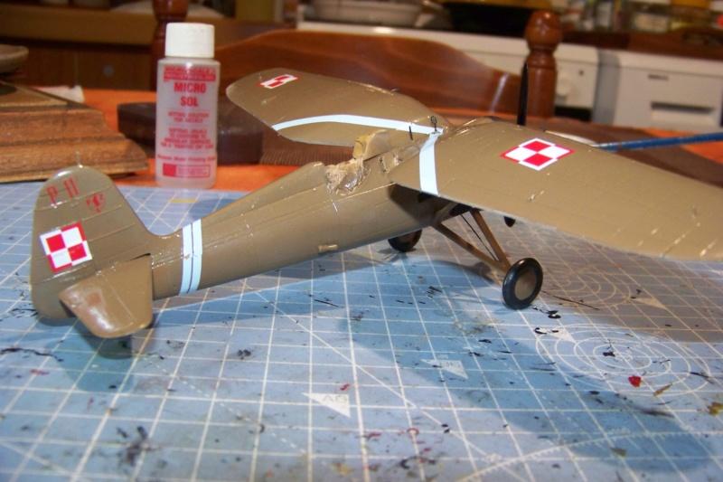 Fil Rouge 2020 : 121 Eskadra Mysliwska, III/2 Pulk Lotniczy 1/48 (Mirage)Skończone *** Terminé en pg 4 - Page 3 100_7797