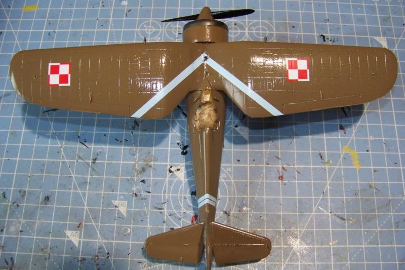 Fil Rouge 2020 : 121 Eskadra Mysliwska, III/2 Pulk Lotniczy 1/48 (Mirage)Skończone *** Terminé en pg 4 - Page 3 100_7812