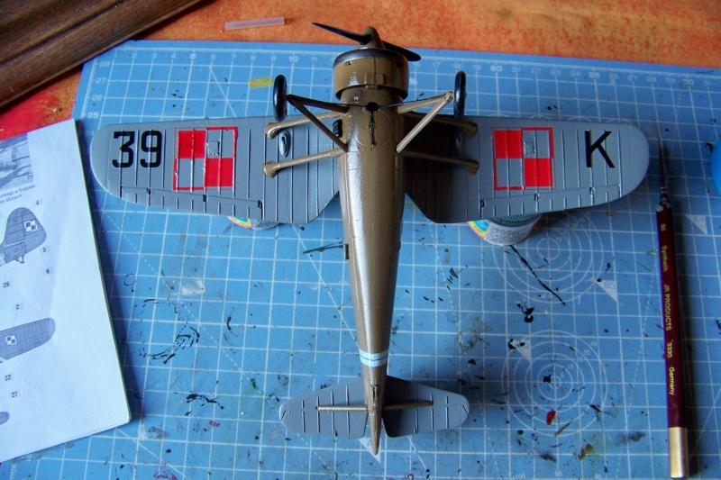 Fil Rouge 2020 : 121 Eskadra Mysliwska, III/2 Pulk Lotniczy 1/48 (Mirage)Skończone *** Terminé en pg 4 - Page 3 100_7816