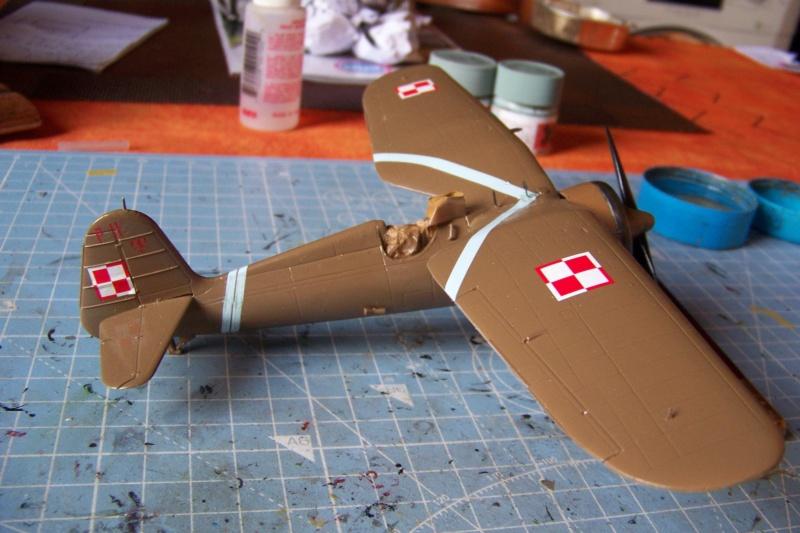 Fil Rouge 2020 : 121 Eskadra Mysliwska, III/2 Pulk Lotniczy 1/48 (Mirage)Skończone *** Terminé en pg 4 - Page 3 100_7817