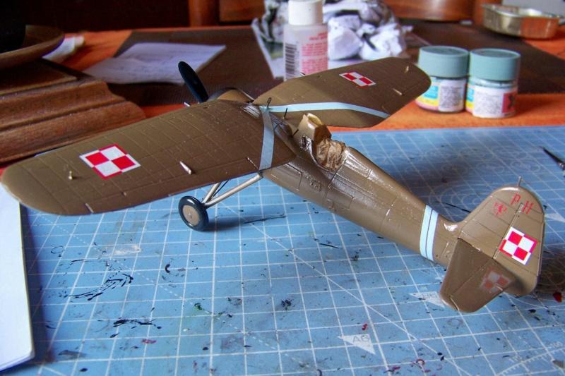 Fil Rouge 2020 : 121 Eskadra Mysliwska, III/2 Pulk Lotniczy 1/48 (Mirage)Skończone *** Terminé en pg 4 - Page 3 100_7818