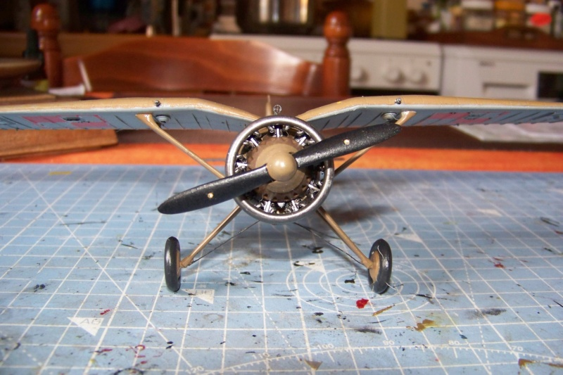 [MIRAGE] PZL P-11c .121 Eskadra Mysliwska, III/2 Pulk Lotniczy : Skończone 1/48ème Réf 48102 ( Fini ) - Page 3 100_7822