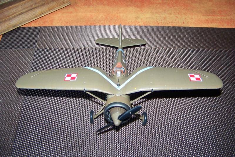 [MIRAGE] PZL P-11c .121 Eskadra Mysliwska, III/2 Pulk Lotniczy : Skończone 1/48ème Réf 48102 ( Fini ) - Page 3 100_7839