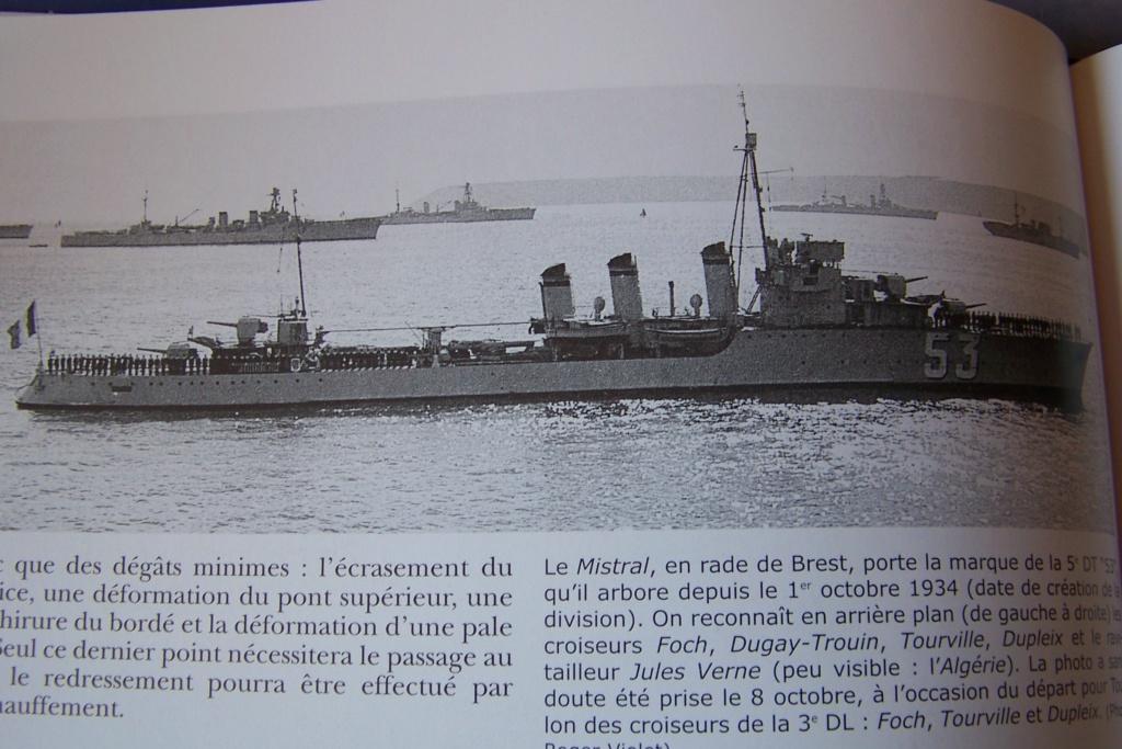 "Torpilleur 1455 t  "" Bourrasque "" ( Orp Wicher 1/400 Mirage) 100_7889"